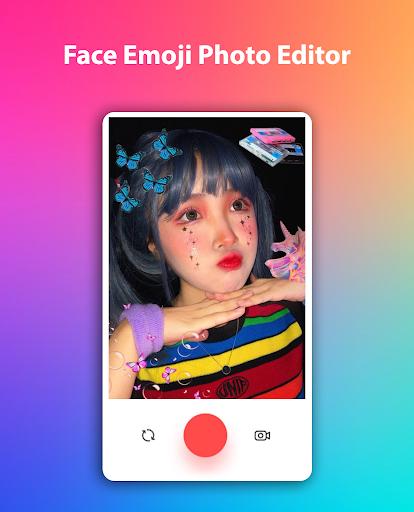 Face Emoji Photo Editor  Screenshots 5
