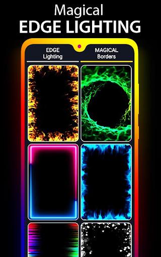 Edge Lighting - Borderlight Live Wallpaper 2.5 Screenshots 5