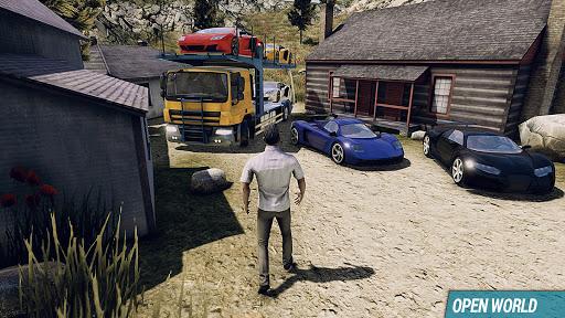 Drive Sim.Bus & Truck simulator android2mod screenshots 5