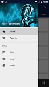 Czech Radio Stations 6.0.2 Android Mod + APK + Data 3