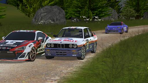 final rally: extreme car racing screenshot 1