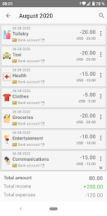 Money Manager Pro Apk- Expense Tracker 3.0.3 (Paid) 2