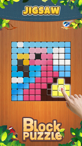 Wood Block Puzzle: Classic wood block puzzle games 1.1.3 screenshots 7