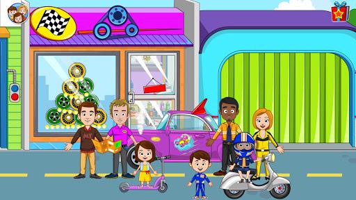 My Town: Car Garage. Wash & Fix kids Car Game Free 1.09 screenshots 10