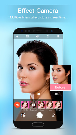 Beauty Camera - Best Selfie Camera & Photo Editor 1.7.0 Screenshots 11