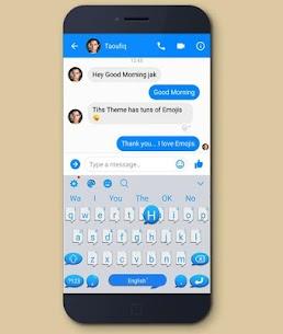 keyboard Messenger 4