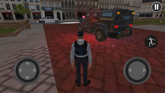 American Police Car Driving: Offline Games No Wifi 1.5 Unlocked MOD APK Android 2
