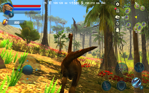 Gallimimus Simulator  screenshots 18