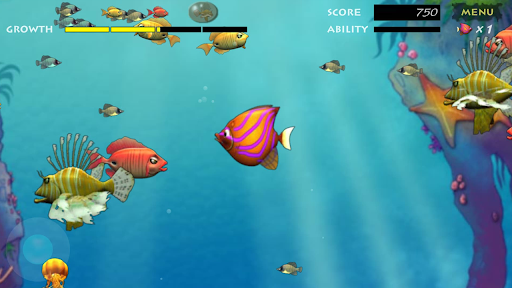 Fish Feeding Frenzy  screenshots 4