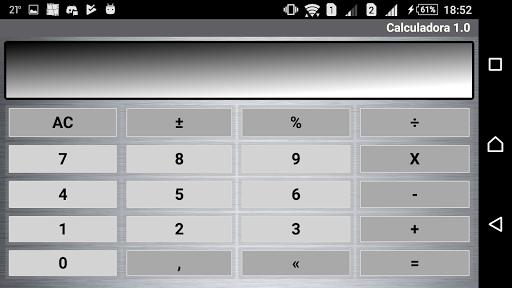 Calculadora  screenshots 2