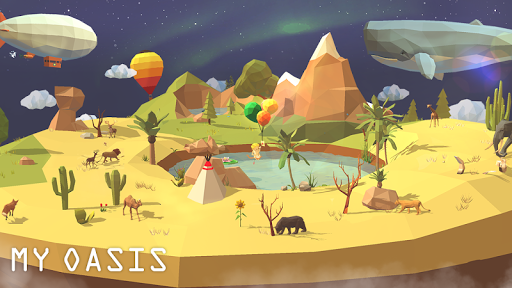 My Oasis : Calming and Relaxing Idle Game  screenshots 3