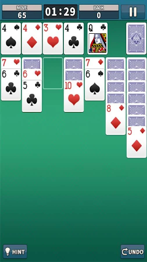 solitaire king screenshot 2