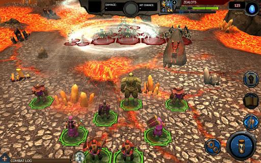 planar conquest - 4x turn based strategy screenshot 2
