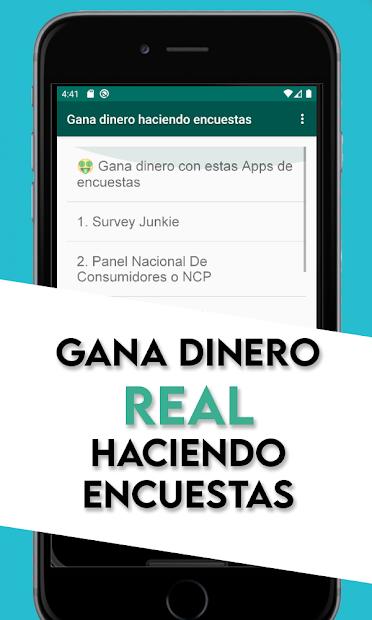 15 Apps para ganar dinero haciendo encuestas screenshot 10
