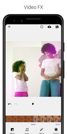 StoryZ Photo Video Maker & Loop video Animation apktram screenshots 4