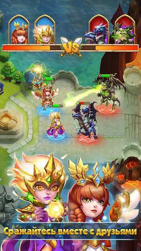 Castle Clash: u0421u0445u0432u0430u0442u043au0430 u0413u0438u043bu044cu0434u0438u0439 screenshots 5
