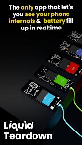 Liquid Teardown - Battery AOD Charging animation 2.0