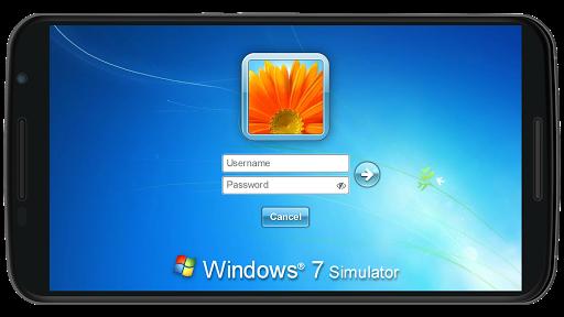 Win7 Simu screenshots 1