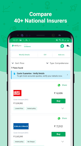 MintPro - Insurance Business App android2mod screenshots 3