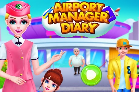 Airport Manger Diary 8.0.12.12 Mod APK Updated Android 1