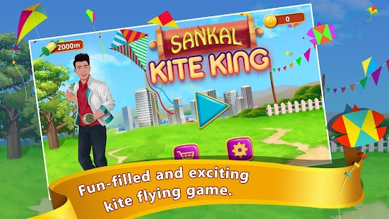 Sankal Kite King Screenshot