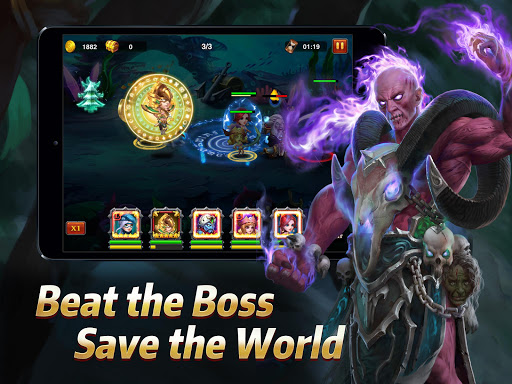 Heroes Charge HD 2.1.246 screenshots 9
