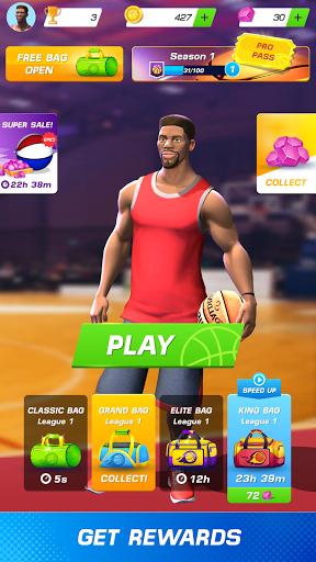 Basketball Clash: Slam Dunk Battle 2K'20 1.2.2 screenshots 7