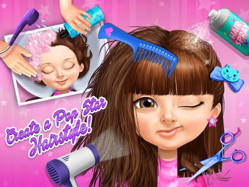Sweet Baby Girl Pop Stars - Superstar Salon & Show 3.0.10004 screenshots 9