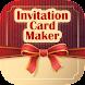 Invitation Maker - Birthday & Wedding Card Maker
