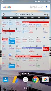 Calendar+ Schedule Planner v1.08.62 [Paid] 2