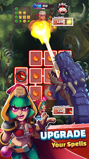 Super Spell Heroes - Magic Mobile Strategy RPG Unlimited Money