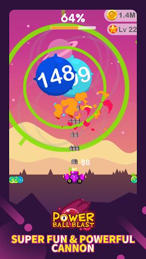 Power Ball Blast 1.0.5 screenshots 1