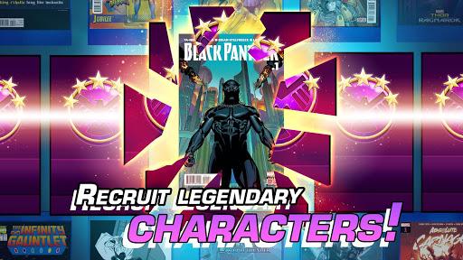 MARVEL Puzzle Quest: Join the Super Hero Battle! screenshots 23