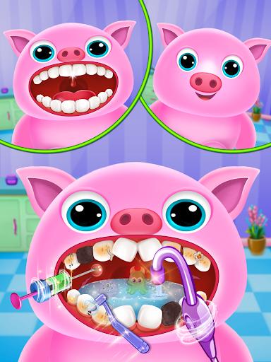 Little Unicorn Pet Doctor Dentist 6 screenshots 2