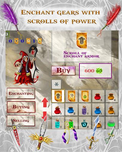 Fantasy Cave D&D Style RPG 2.01 screenshots 16