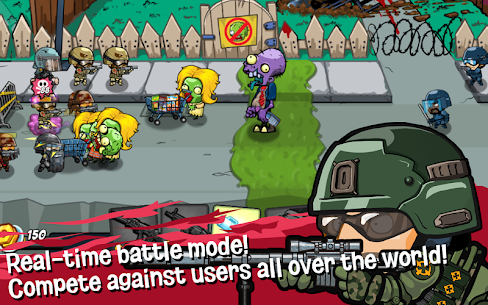 SWAT and Zombies MOD APK (Unlimited Money) 5