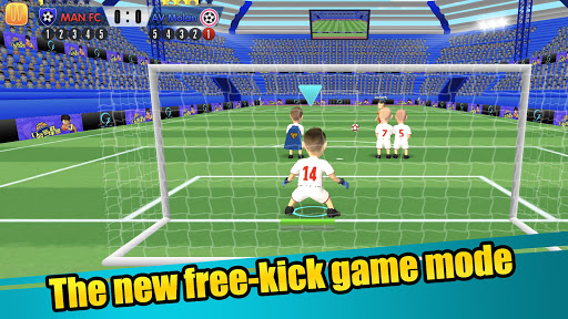 Furious Goal(Ultimate Soccer Team) screenshots 5