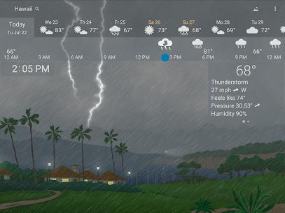 YoWindow Weather – Unlimited MOD APK 2.27.3 (PAID Free) 12