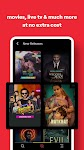 screenshot of Vi™ App – Recharge, Bill Pay, Movies & TV Shows