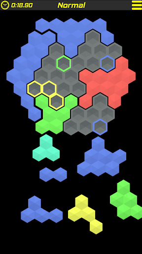 crypthex - uniquely challenging hex puzzle screenshot 3