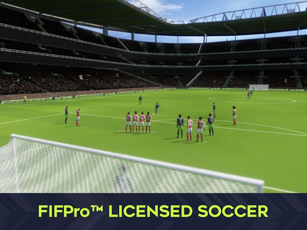 Dream League Soccer 2021 poster 8