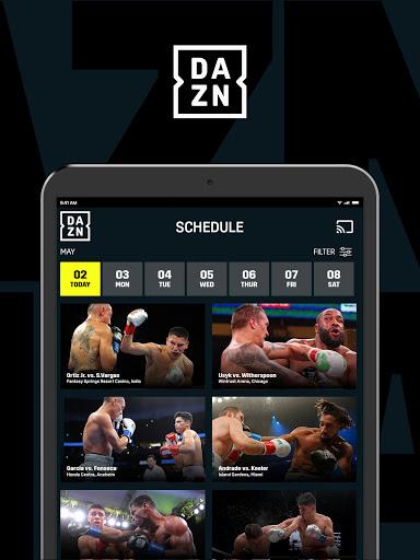 DAZN: Live Sports Streaming  Screenshots 8