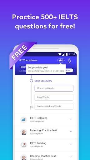 IELTS Prep- Free IELTS App by LeapScholar apktram screenshots 3