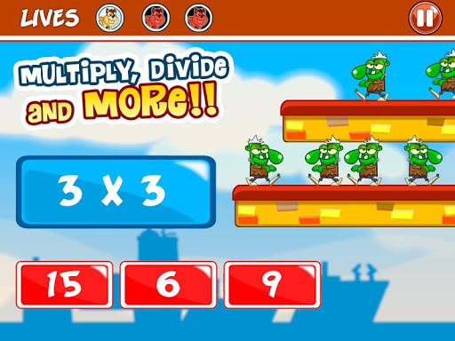 Math Games for kids of all ages 09.01.003 screenshots 7
