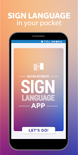 Iglesia Ni Cristo Sign Language App