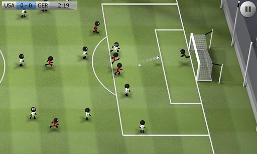 Stickman Soccer - Classic 4.0 Screenshots 6