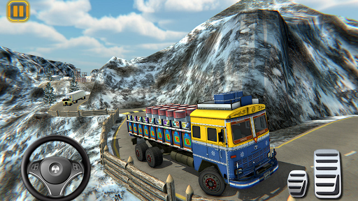 Indian Truck Offroad Cargo Delivery: Offline Games 1.1.4 screenshots 6