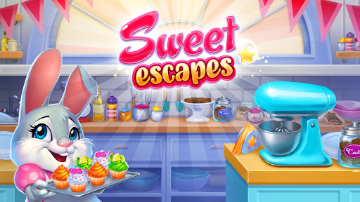 Sweet Escapes: Design a Bakery with Puzzle Games  screenshots 1