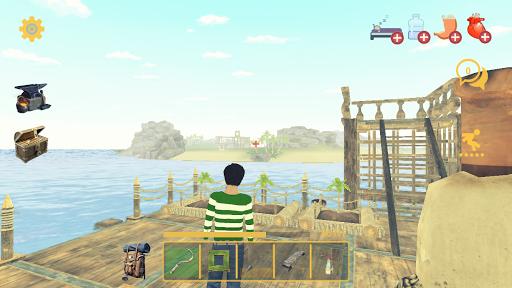Raft Survival screenshot 3