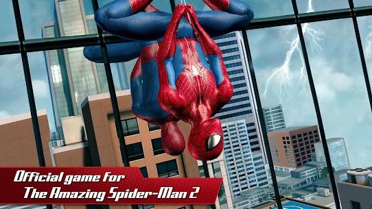 Tải The Amazing Spider-Man 2 MOD APK 1.2.8 (tiền không giới hạn) 1